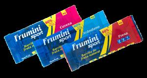 Barritas Frumini Sport, alternativa natural a las barritas energéticas
